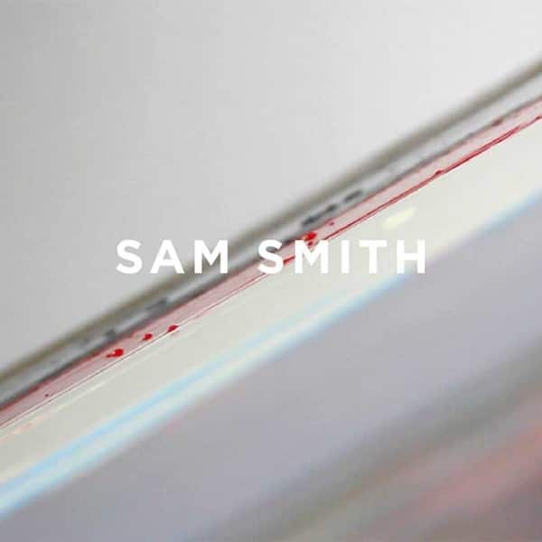 SamSmith catalogue cover