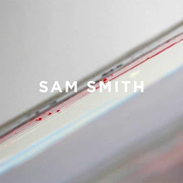SamSmith catalogue cover