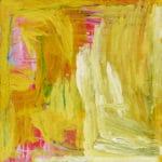 Stanley Ellis, Untitled, acrylic on canvas w3071