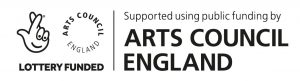 Arts Council Lottery logo