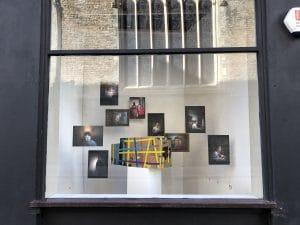 Claremont Window - Tuesday accelerate studio