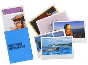 Sharif Postcard Postcards