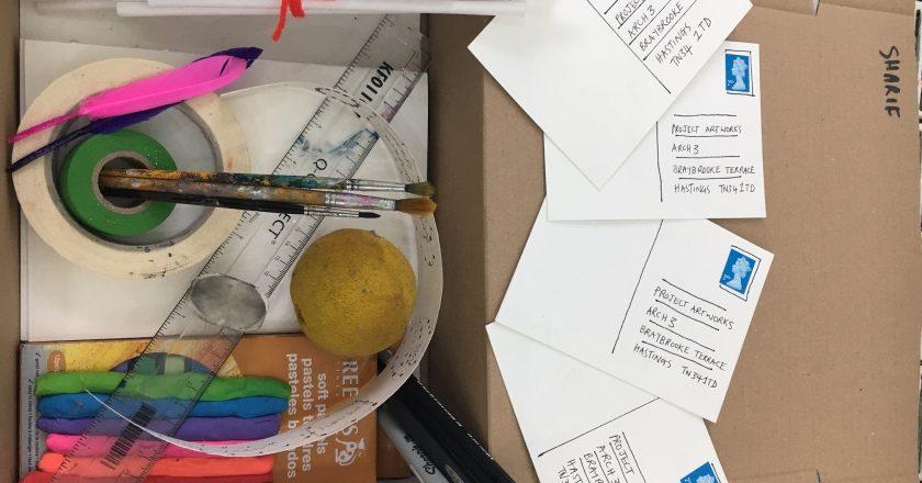 Art Boxes - Coronavirus response