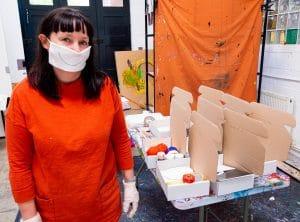 Sarah Art Boxes