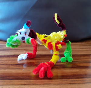 One of Gabriella's Creatures