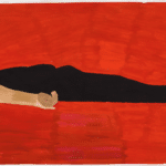 Mark Lockton, Mark Lying Down, 2020